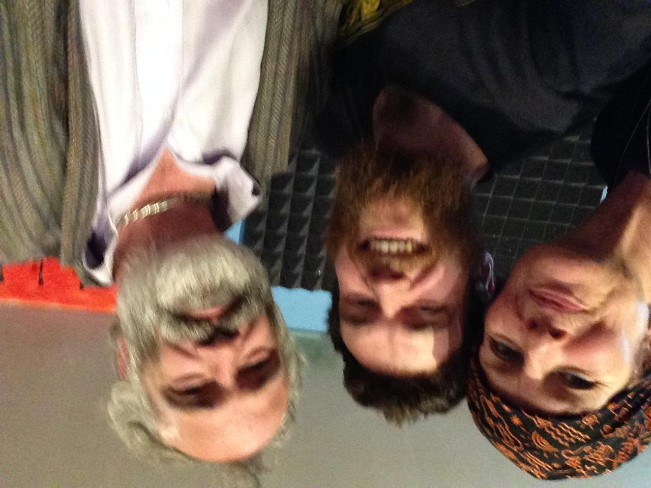 ME, Mick and Ronan