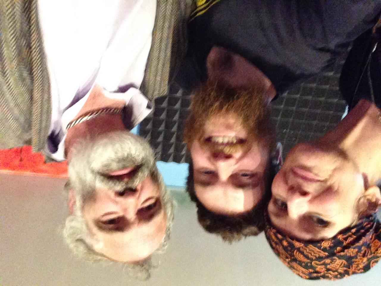 Me, Mick and Ronan2