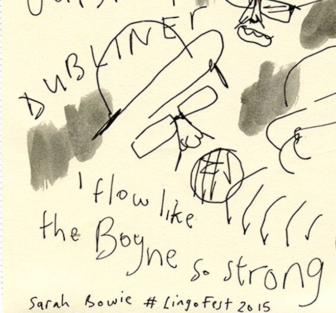 thumbprint:Cartoon @ lingo BeRn